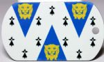Shropshire County Flag Tag